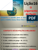 Aula 16-o Julgamento de Paulo-Apresentada