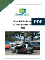 Arrive Alive - 2009 Road Traffic Report