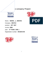 kit kat swot 3 good distribution kit kat has a very good distribution channels to support the huge demand of the market and also vast sales quantity of the new chocolate bar.