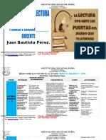 Cátedra de la lectura (P1. 8° ) - 2020