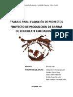 Proyecto Chocolates CochaBombini
