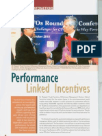 Performance Linked Incentives