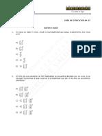 Probabilidades-II-Ejercicios