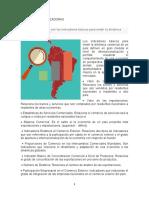 UNIDAD 1 Preguntas Dinamizadoras  Comercio Exterior Colombiano Exportaciones I y II