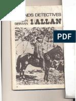 Allan Pinkerton . Detective