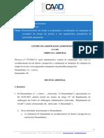 P33_2015A - JURISPRUDENCIA Decisao Arbitral