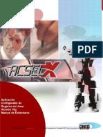 Manual Estandares 10g-Acsel x