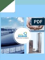 Ozono en aguas residuales