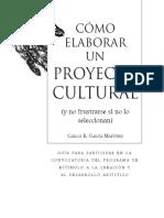 Cómo elaborar un proyecto cultural.pdf