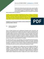 EXTRAVÍO DE LA FACTURA, NOTAS DE CRÉDITO O NOTAS DE DÉBITOS_ PROVIDENCIA ADMINISTRATIVA N° 0071