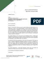 Carta de Renuncia Catalina Andramuño