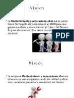 Diapositivas proyecto empresarial