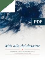 Más Allá Del Desastre - Primeros Auxilios Espirituales Para Sobrevivientes.pdf