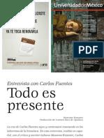 Entrevista a Fuentes