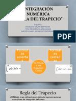 INTEGRACIÓN NUMÉRICA METODO DEL TRAPECIO.pptx