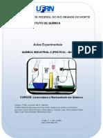 Experimentais_Quimica_Industrial-II