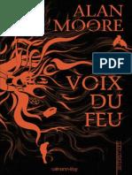 Alan Moore-La voix du feu