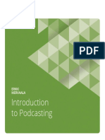 Guide-5-Introduction-to-Podcasting-by-Erkki-Mervaala