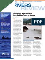 World Rivers Review 25, diciembre 2010