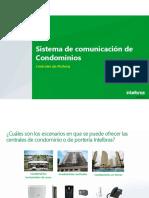 Presentacion Comunicacion Condominial Comercial Abril 2019