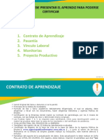 DOCUMENTOS PARA CERTIFICAR PDF