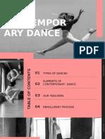 CONTEMPO DANCE 10
