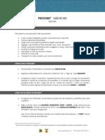 piktochart en pdf
