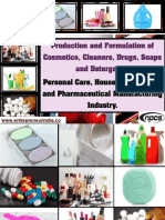 Production and Formulation of Cosmetics, Cleaners, Drugs, Soaps and Detergents.pdf