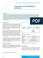 Online Instruments Reliability