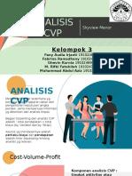 Cost-Profit-Volume (CVP) - Case Skyview Manor