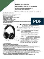 manual jkr211b