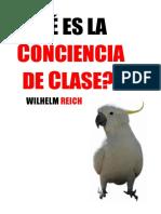 reich wilhelm que es la conciencia de clase.pdf