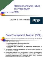 Lecture 2, DEA.ppt