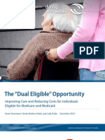 The 'Dual Eligible' Opportunity