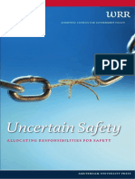 Book - Scientific Council For Government Policy - Uncertain Safety Allocating Responsibilities for Safety.pdf