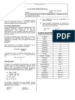 4to fisica - analisis dimensional