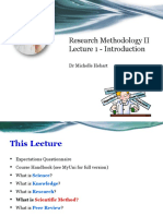 Lecture 1 - Introduction-2 Research Methadology