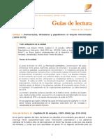 U4. Guia de lectura ICSE El empate 1955-1966