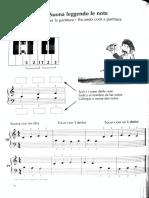 Esercizi pianoforte 1
