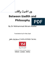 Between Ḥadīth and Philosophy.pdf