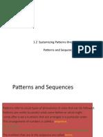 1.2  Systemizing patterns through math.pptx