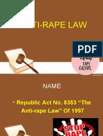 ANTI RAPE LAW.ppt