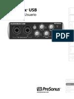 AudioBoxUSB_OwnersManual_ES.pdf