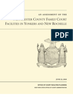Assessment of Yonkers and New Rochelle Family Courts