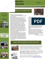 Centro de desintoxicación de Drogas y Alcohol - Narconon los Molinos - Mayo 2010