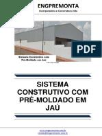 Sistema Construtivo Com Pré-Moldado Em Jaú