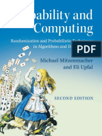 Probability and Computing 2nd Edition