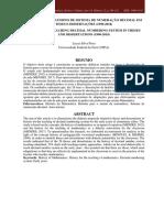 História para o ensino de sistema de numeração decimal em teses e dissertações (1990-2018)
