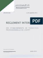 Règlement Intérieur des EFP de l'OFPPT_1.pdf