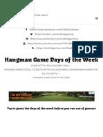 Hangman Game Days of the Week - ESL Kids Games.pdf